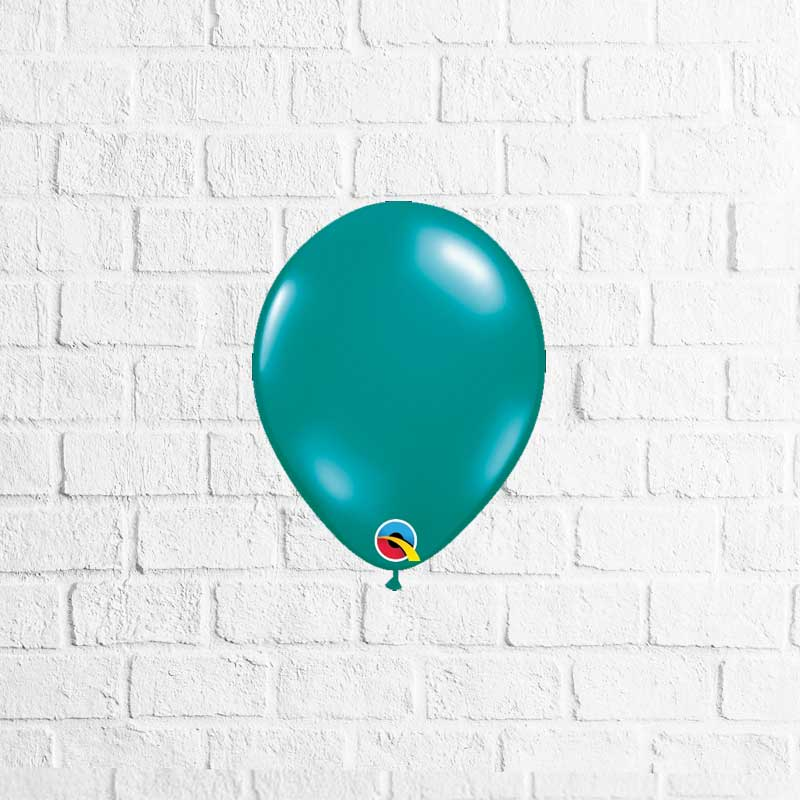 Latexballon Jewel Teal